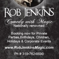 • Rob Jenkins • The Magic Man •