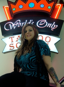 • World's Only Tattoo School • In Shreveport? •